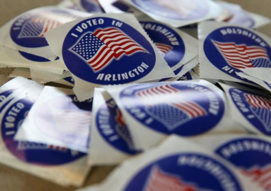 Este martes, Estados Unidos elige a su próximo presidente. (Foto: AFP)