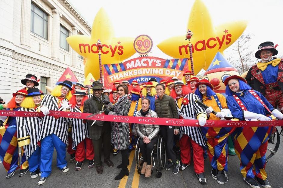 El desfile es una de las actividades más esperadas en Estados Unidos. (Foto: AFP)