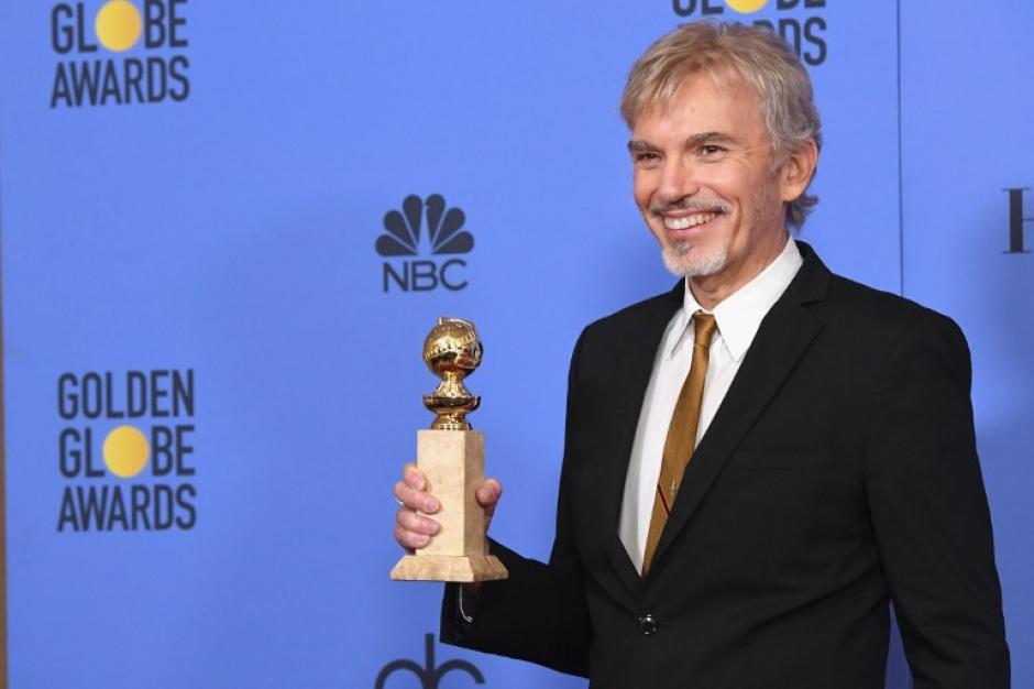 Billy Bob ganó el Globo de Oro como Mejor actor de serie de televisión. (Foto: AFP)