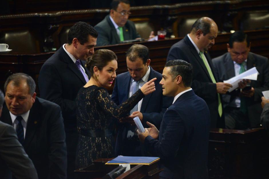 Los legisladores iniciaron este jueves una maratónica jornada. (Foto: Wilder López/Soy502)