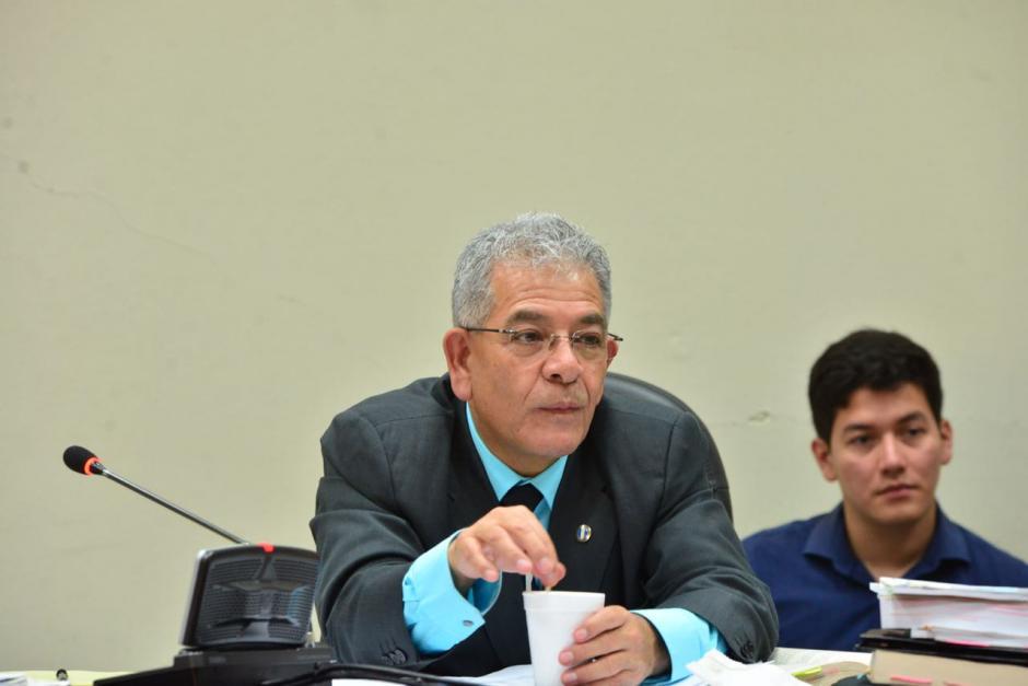El juez Miguel Ángel Gálvez está a cargo del proceso La Línea. (Foto: Jesús Alfonso/Soy502)
