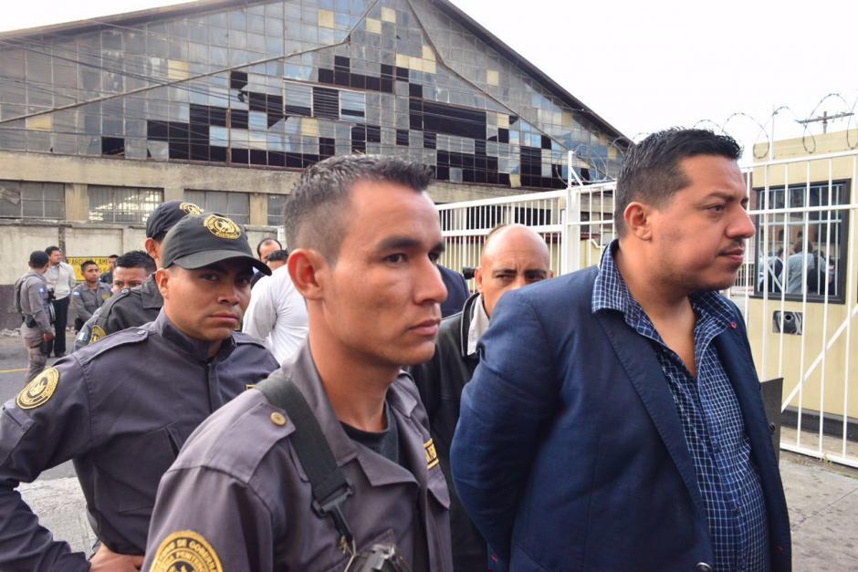 Entre los capturados se encuentran dos exministros de Estado y un exdiputado. (Foto: Jesús Alfonso/Soy502)