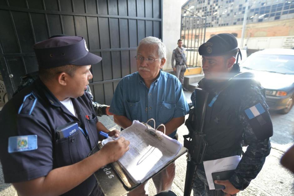 Edin Raymundo Barrientos es uno de los capturados por el MP y CICIG.  (Foto: Wilder López/Soy502)