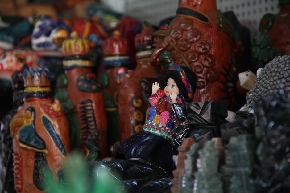 Los productos que se venden en el Mercado de Artesanías son recolectados por asociaciones, cooperativas y grupos familiares(Foto: Alexis Batres/Soy502)