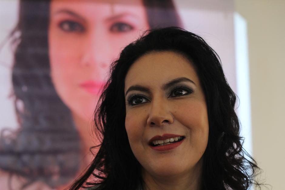 Zury Ríos estuvo vinculada como candidata del PLP, pero ella negó esa posibilidad, que finalmente no se concretó.(Foto: Archivo/Soy502)