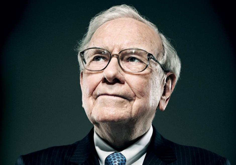 Warren Buffett acumula 60 millardos de dólares y se coloca en la tercera posición. (Foto: Forbes)