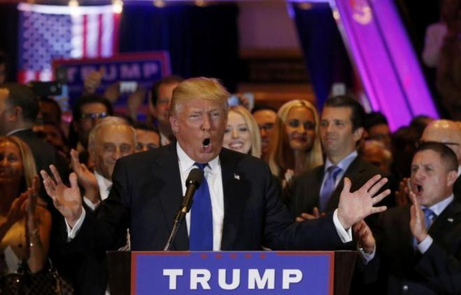 El magnate Donald Trump arrasó en todos los Estados. (Foto: EFE)