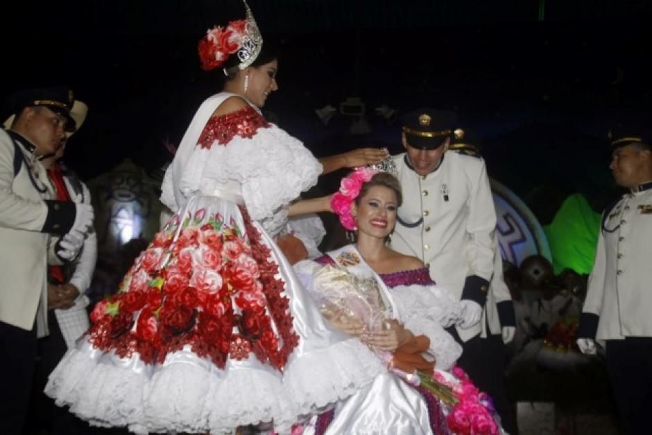 Valentina Bonilla Neira, representante de Tolima fue la ganadora de la corona. (Foto: lanacion)