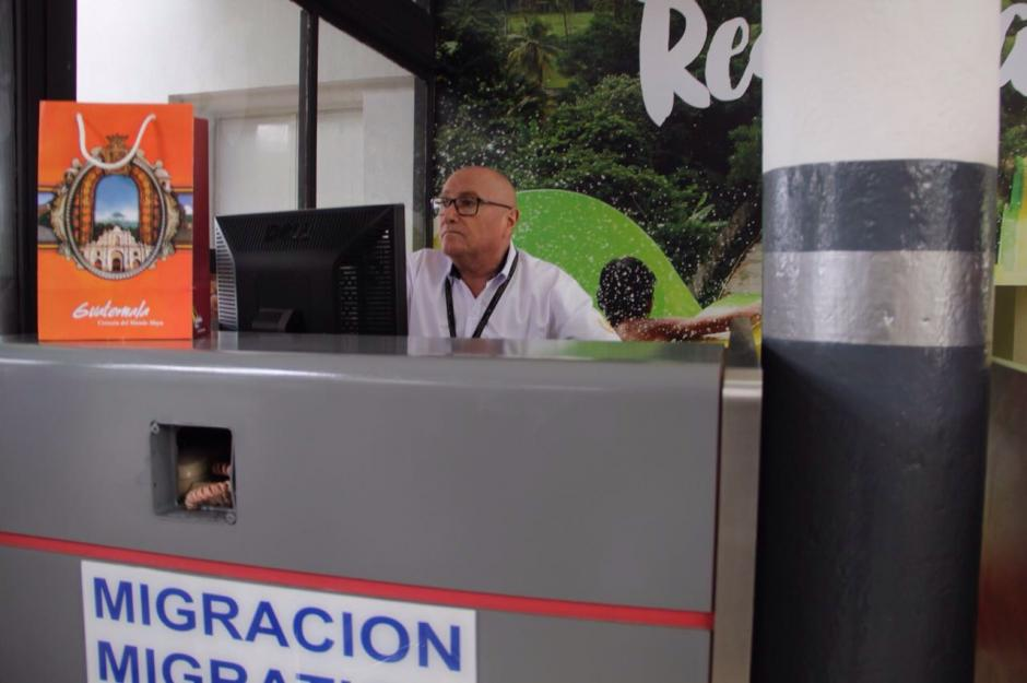 En el aeródromo habrá control de migración para los visitantes extranjeros. (Foto: Fredy Hernández/Soy502)