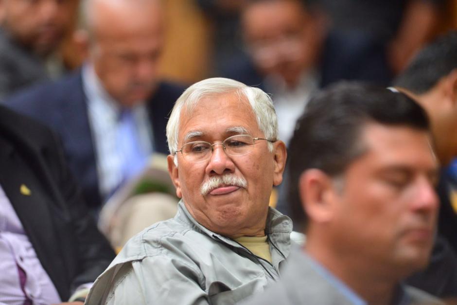 El exministro de Agricultura, Edín Barrientos es sindicado de asociación ilícita y lavado de dinero.  (Foto: Jesús Alfonso/Soy502)