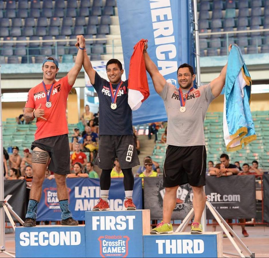 En Ecuador 2013 Joel Bran ganó la presea de bronce en los regionales. (Foto: Joel Bran)