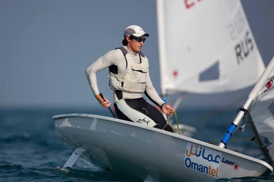 Maegli estuvo a un punto de compartir el primer puesto de la competencia.