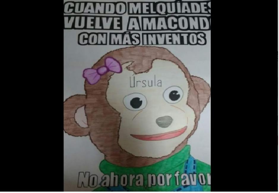 """El clásico de la literatura latinoamericana, """"Cien Años de Soledad"""" fue convertido en """"memes"""". (Foto: diariodemorelos.com)"""