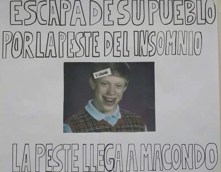 """Macondo fue representado en """"memes"""". (Foto: diariodemorelos.com)"""