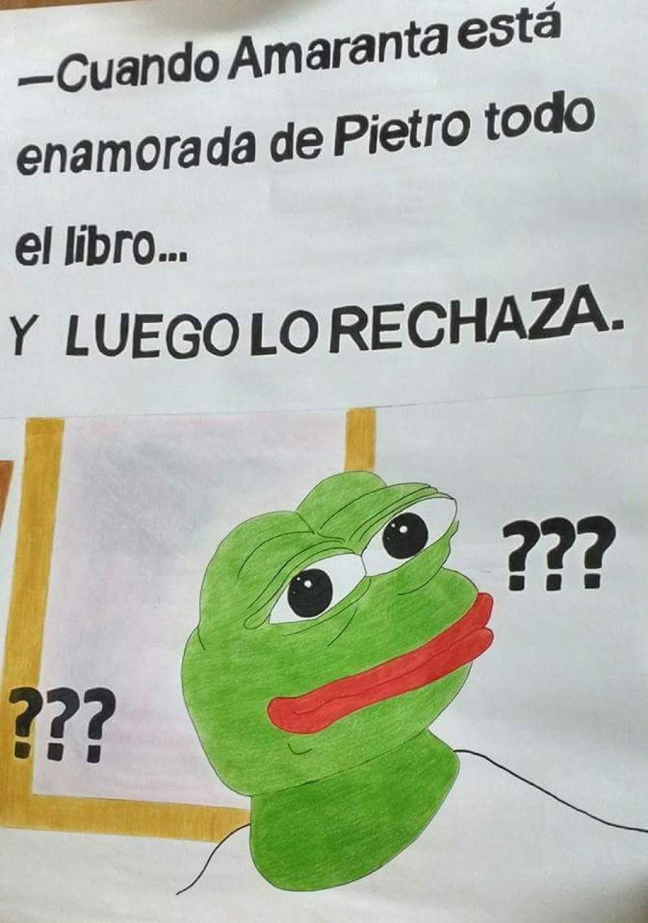 Los alumnos participaron contentos en la dinámica organizada por su maestra. (Foto: diariodemorelos.com)