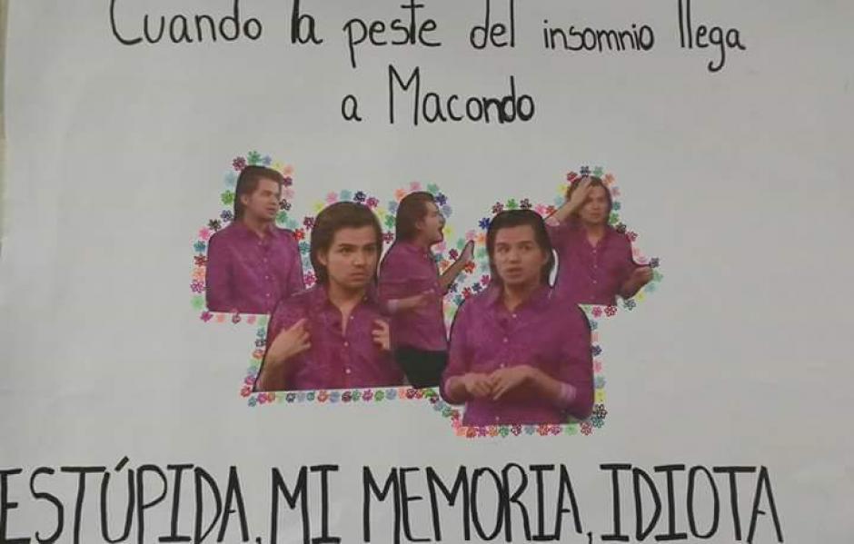 "Hasta el guatemalteco ""Jay"" Colindres protagonizó ""memes"". (Foto: diariodemorelos.com)"
