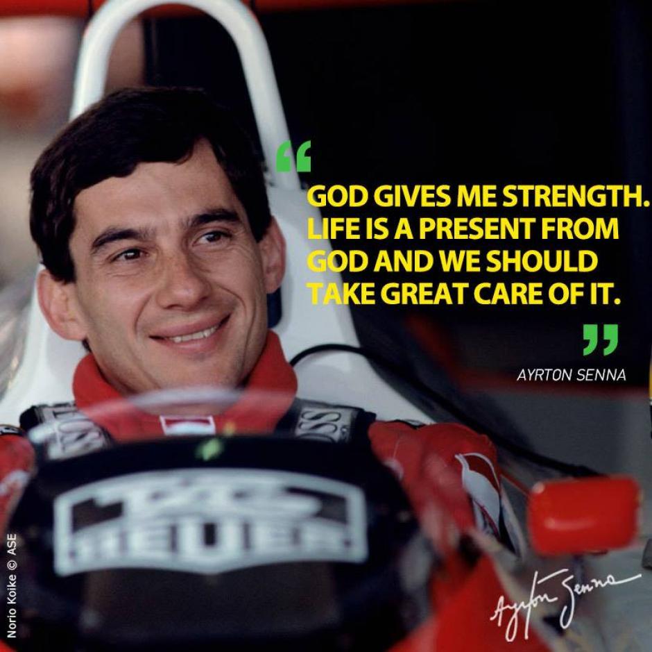 Su gran rival fue el francés Alain Prost, con quien se recuerdan duelos legendarios y momentos de mucha tensión, con insultos incluidos. (Foto: Ayrton Senna/Facebook)