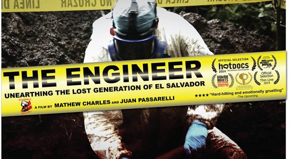 """La promoción del documental """"El Ingeniero"""". (Foto: Guerrilla Pictures/Facebook)"""