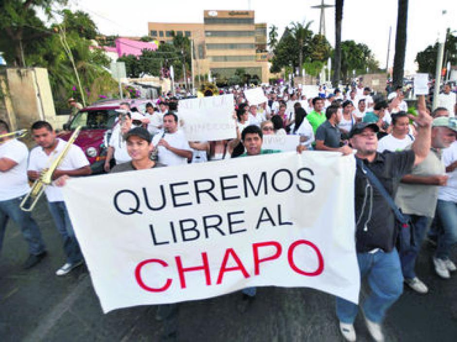 """En su natal Sinaloa, Joaquín """"El Chapo"""" Guzmán es considerado un buen hombre que ayuda a la comunidad. (Foto: Archivo)"""