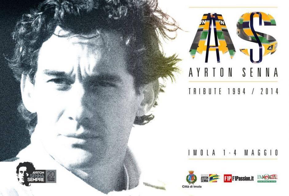Hoy será desvelará un busto dedicado a Ayrton en el circuito de Ímola, donde los neumáticos de los Fórmula Uno dejaron de rodar hace años. (Foto: Ayrton Senna/Facebook)
