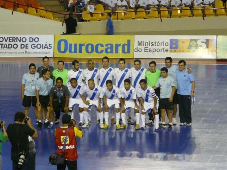 Junto a la selección nacional de futsal en el Mundial ha estado Patty Rivera. Los seleccionados la han acompañado en su lucha contra el cáncer. (Foto: Patty Rivera)