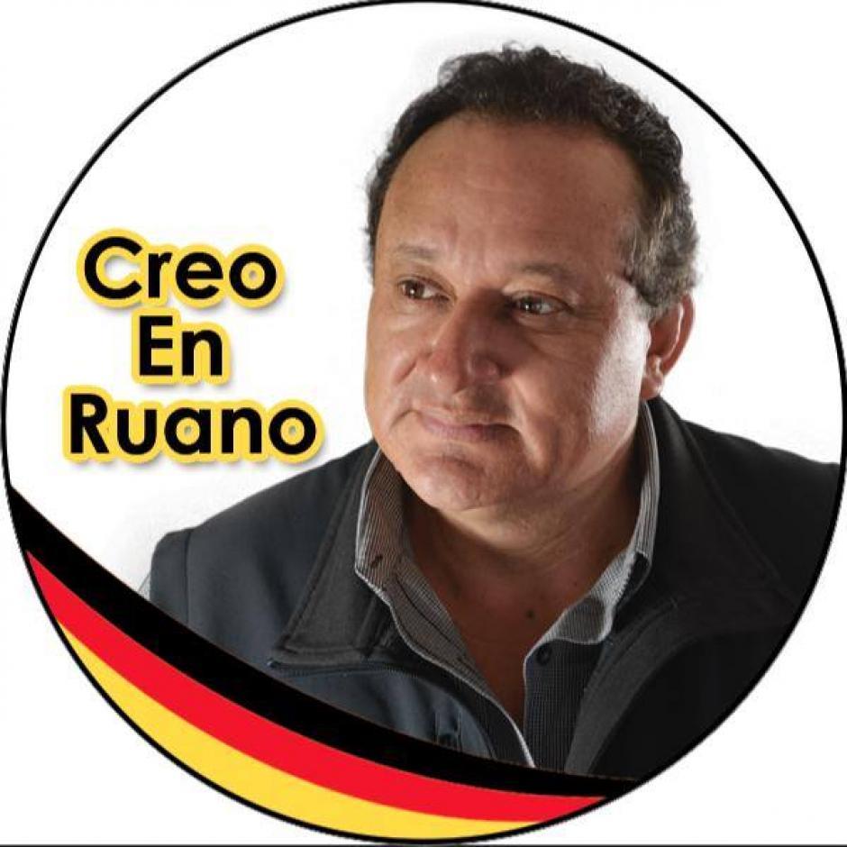 El propietario de la constructora contratada fue candidato a alcalde de Mixco en 2015. (Foto: CREO en Ruano/Facebook)