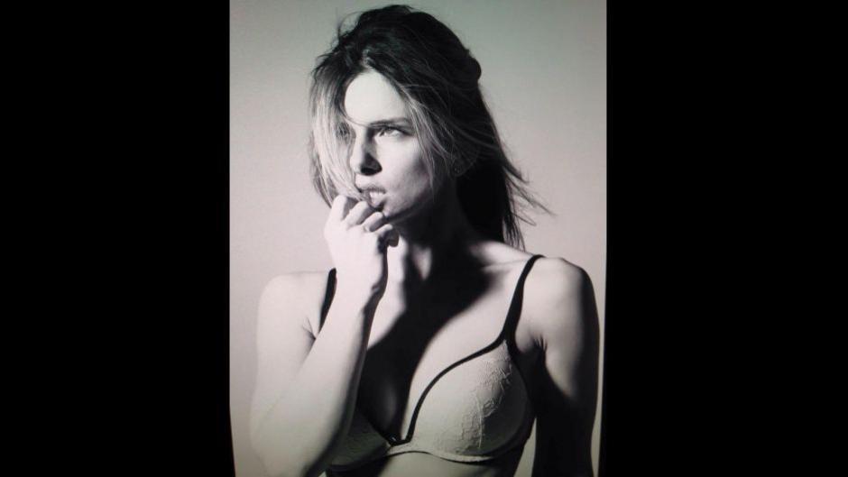 Tosic fue reina de belleza y posó para varias revistas. (Foto: Klix)