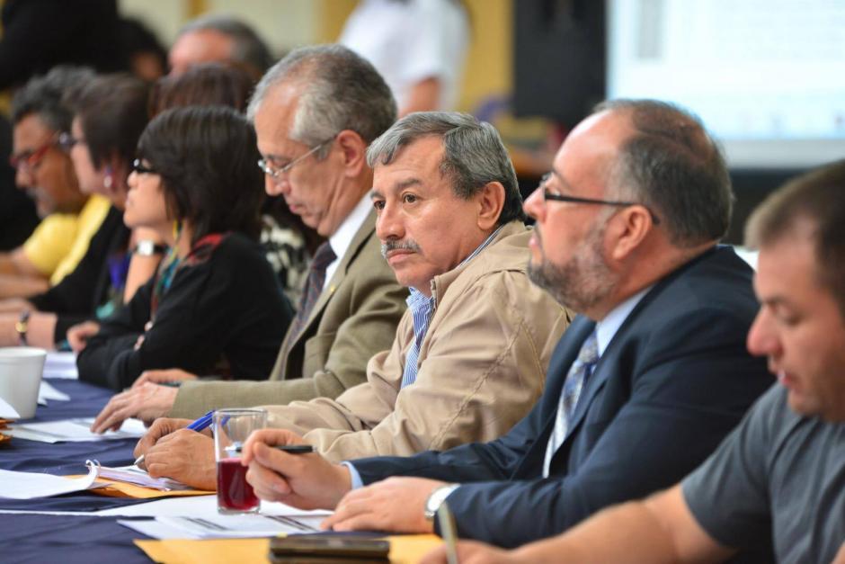 De Mata Vela es Director de Asuntos Jurídicos de la USAC y miembro del Consejo Superior Universitario pudo influir en su elección como magistrado. (Foto: Jesús Alfonso/Soy502)