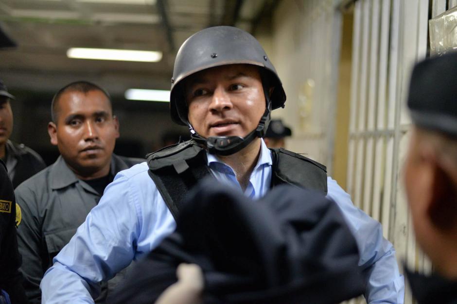 """""""Eco"""" está encarcelado en Pavoncito. (Foto: Wilder López/Soy502)"""