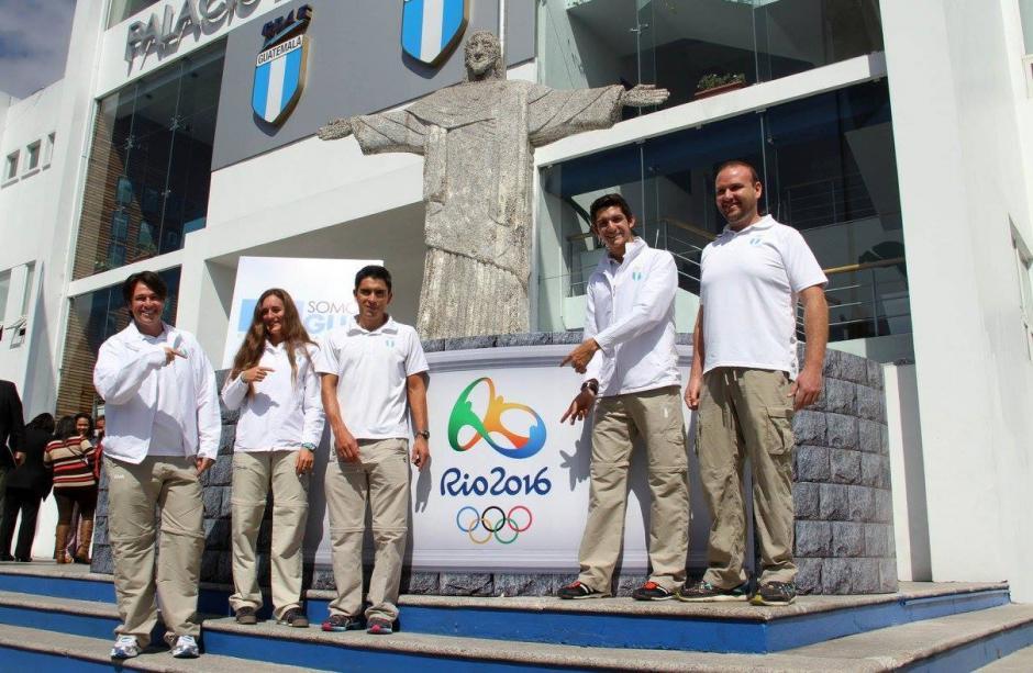 Guatemala tiene 15 atletas clasificados a los Juegos Olímpicos de Río 2016, que iniciarán el 5 de agosto y terminarán el 21 de ese mismo mes. (Foto: COG)