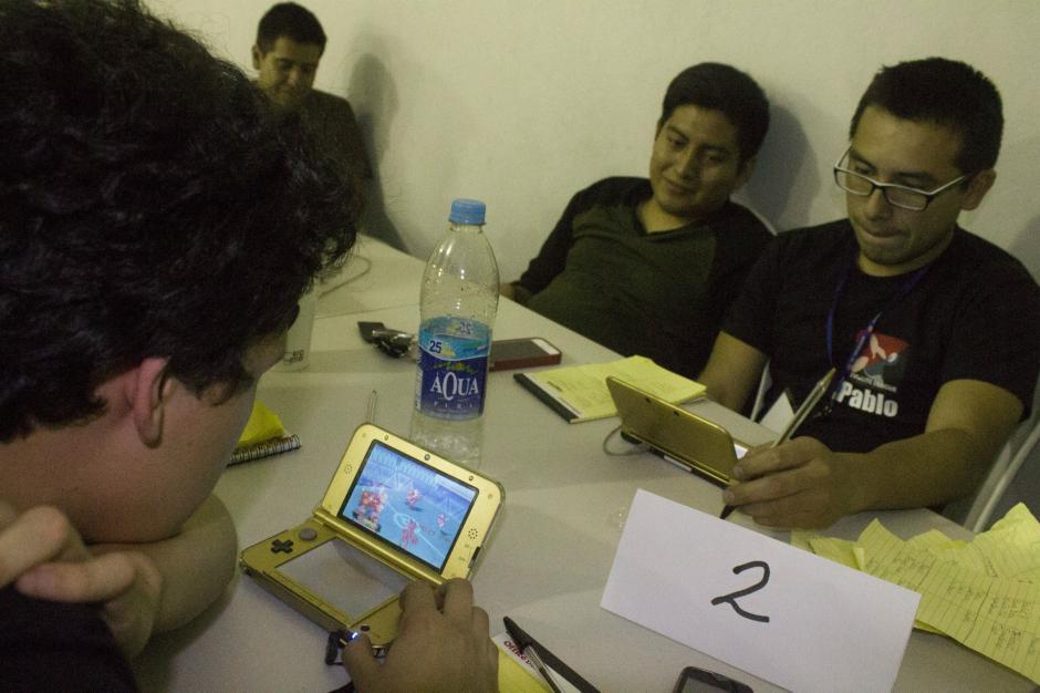 El guatemalteco será el primero en competir en este torneo internacional. (Foto: Pablo Godoy)