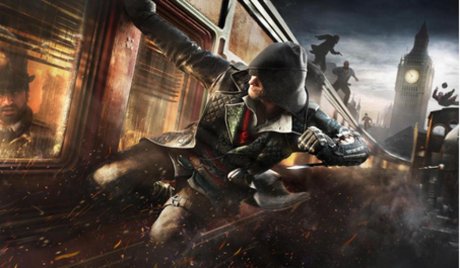 En el juego, el centro de operaciones de los asesinos y sus aliados es un tren, vehículo emblema de la Revolución Industrial en Inglaterra. (Foto: cnet.com)