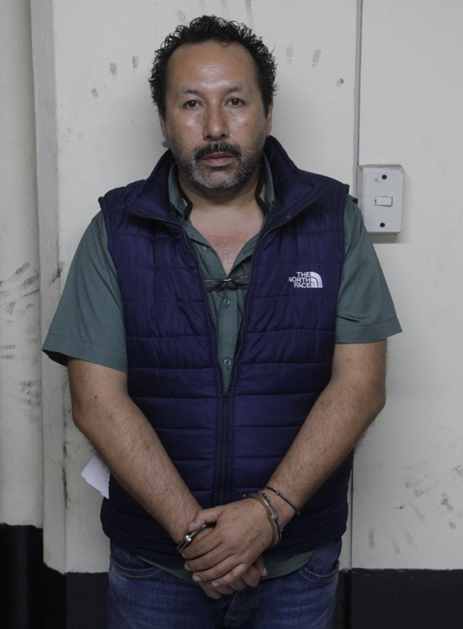 Julio César Aldana. (Foto: Archivo/Soy502)