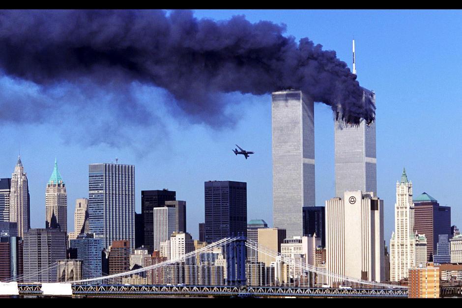 El primer ataque fue contra las torres gemelas ubicadas en Nueva York. (Foto: fanpop.com)