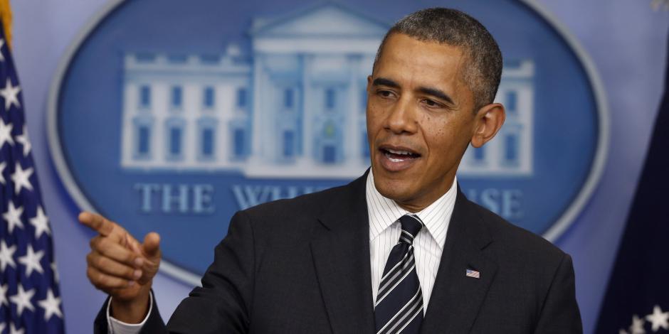 El presidente de los Estados Unidos Barack Obama, participara en un acto en el Pentágono. (Foto: lopezdoriga.com)