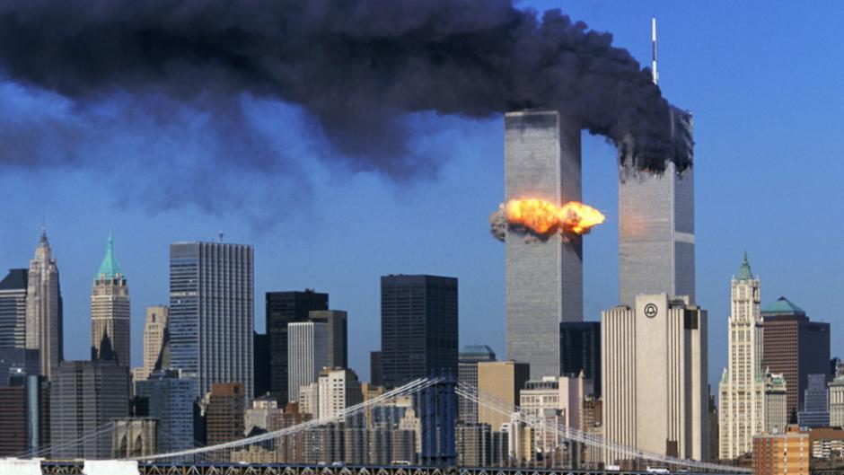 Ese día, las torres gemelas fueron impactadas por dos aviones comerciales.  (Foto: minci.gob.ve)