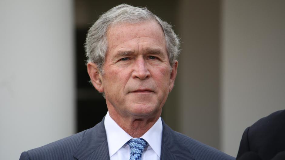George W. Bush ostentaba el cargo de presidente de los Estados Unidos cuando ocurrió el ataque. (Foto: wyst.dvrlists.com)