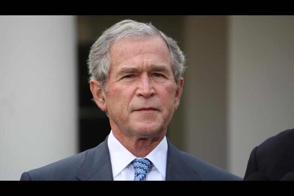 George W. Bush presidía los Estados Unidos cuando tuvo lugar la tragedia. (Foto: wyst.dvrlists.com)