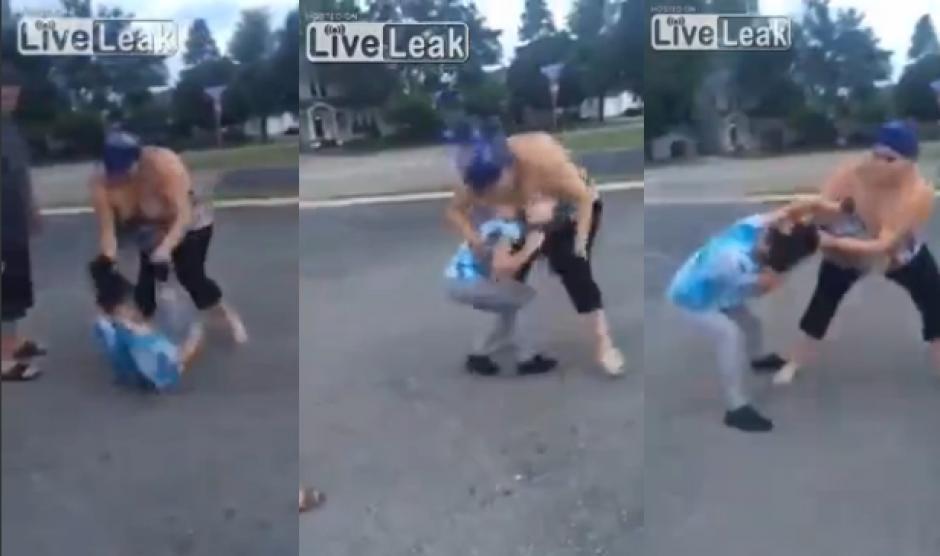 """La mujer que sufría """"bullying"""" atacó a su acosadora y la hizo arrepentirse de sus actos"""