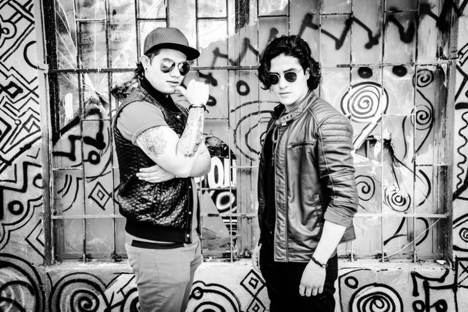 Vinnie & Rizzo unen su talento en la academia de música Angélica Rosa. (Foto: Vinnie y Rizzo)