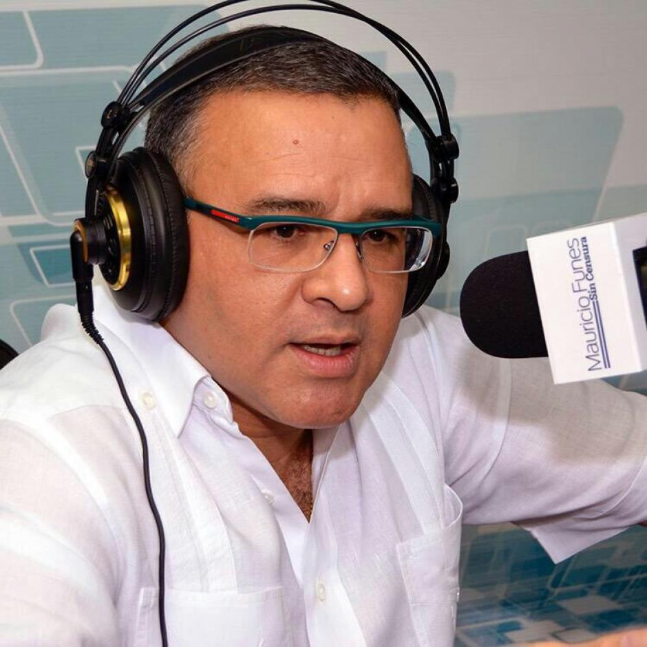 Mauricio Funes, expresidente de El Salvador. (Foto: Facebook/Mauricio Funes)