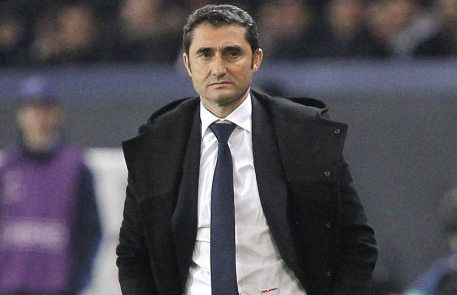 Ernesto Valverde tiene chances de dirigir al FC Barcelona en junio. (Foto: Twitter)