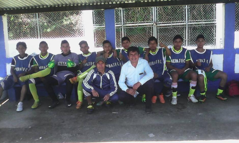 El equipo marcha en la sexta posición del Grupo 1 de la Tercera División. (Foto: Nebaj FC)