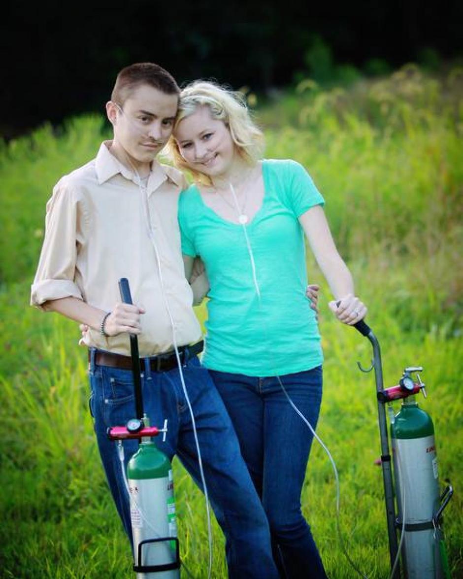 Dalton y Katie se conocieron en Kentucky luego que se comunicaran por Facebook. (Foto: Facebook, Dalton and Katie Prager's)