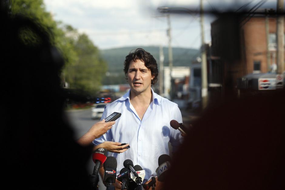 El parlamentario y líder del Partido Liberal de Canadá, Justin Trudeau. (Foto: EFE/Archivo)