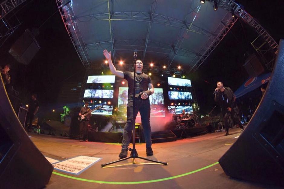 Así de cerca estuvo Pepsi de Río Roma en el concierto. (Foto: Pepsi)