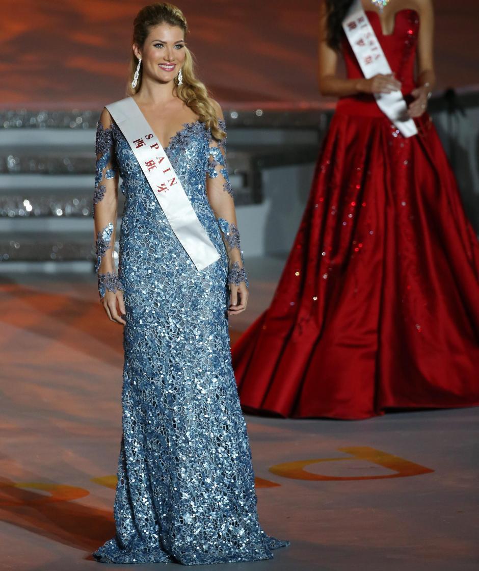 Es la primera vez en la historia que España gana el certamen. (Foto: EFE)