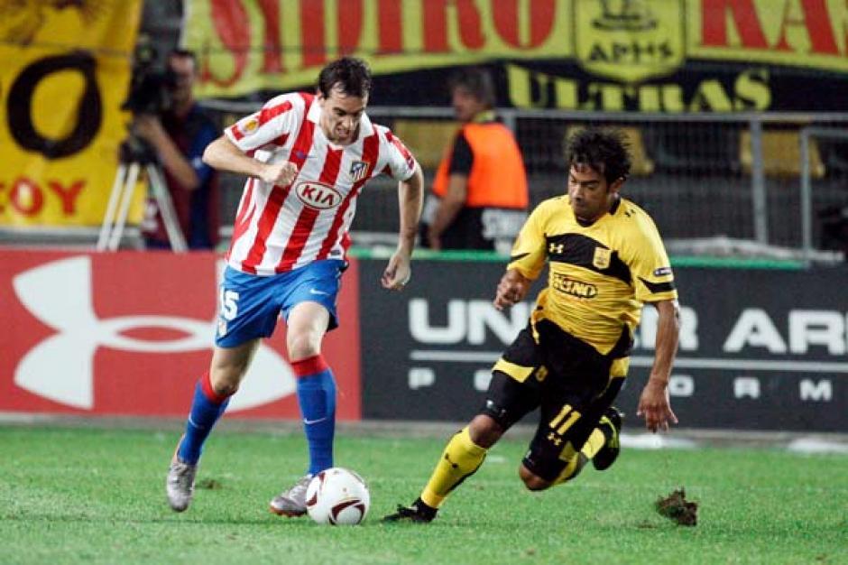 Ruiz espera volver a la alta competencia y será en las próximas horas cuando anuncie su nuevo destino. (Foto: Twitter)