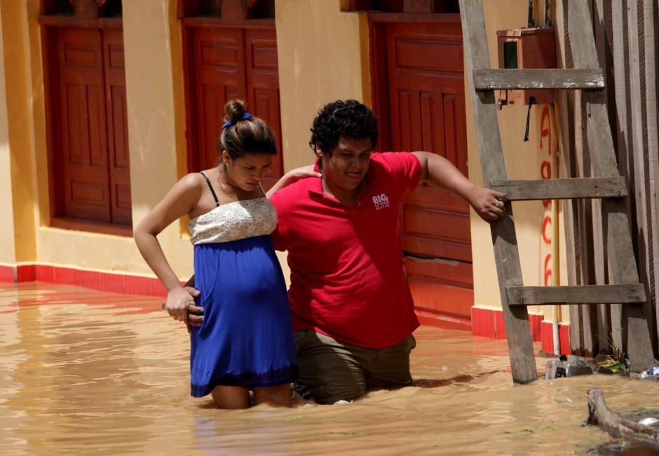 Más de 13,000 familias han resultado afectadas por granizadas, desbordamiento de ríos y la sequía en los departamentos de Chuquisaca y Potosí y en las zonas del Altiplano y el Chaco en Bolivia. (Foto: EFE/Archivo)