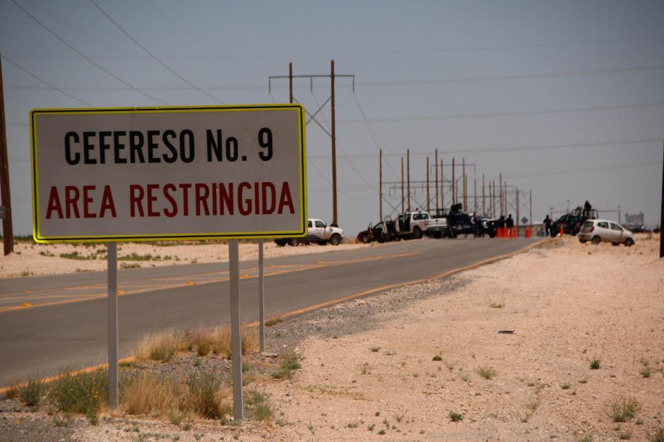"""Traslado de """"el Chapo"""" desata especulaciones sobre su extradición a EE.UU. (Foto: EFE)"""